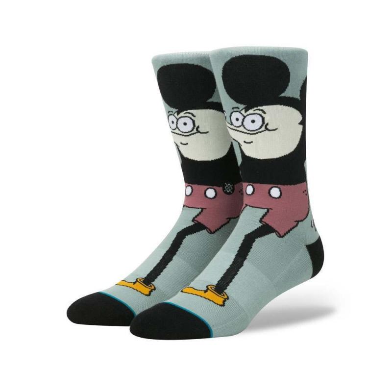 Stance X Disney Howell Mouse Socks Blue