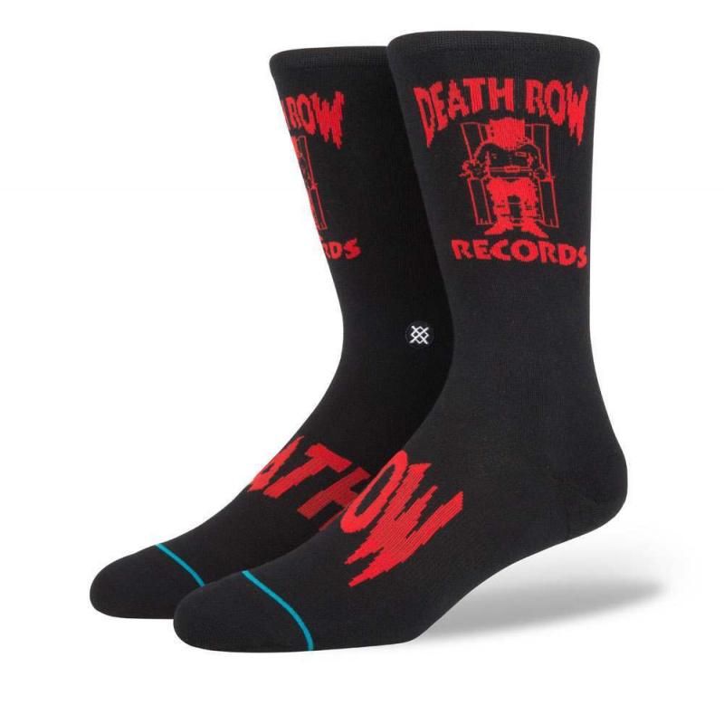 Stance X Snoop Dogg Death Row Socks Black