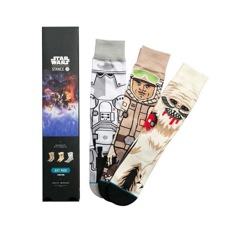 Stance X Star Wars Empire Strikes Back 3 Pack Set