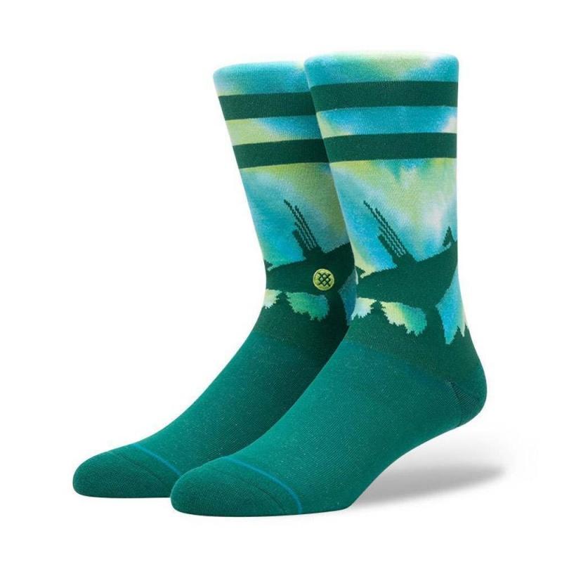 Stance X Star Wars Endor Planet Socks Green