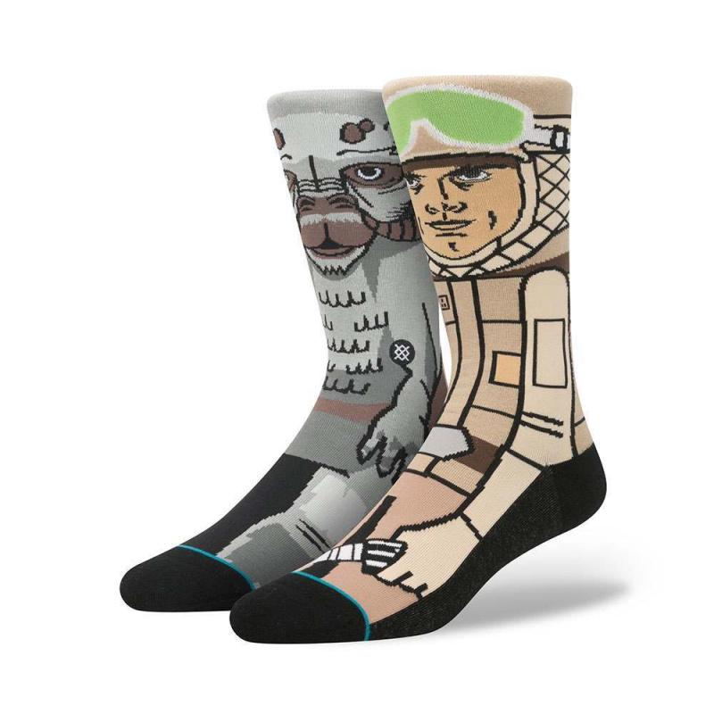 Stance X Star Wars Sub Zero Socks Tan