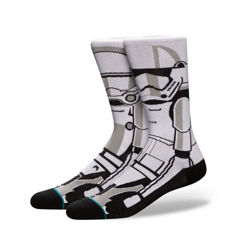 Stance X Star Wars Trooper 2 Socks White