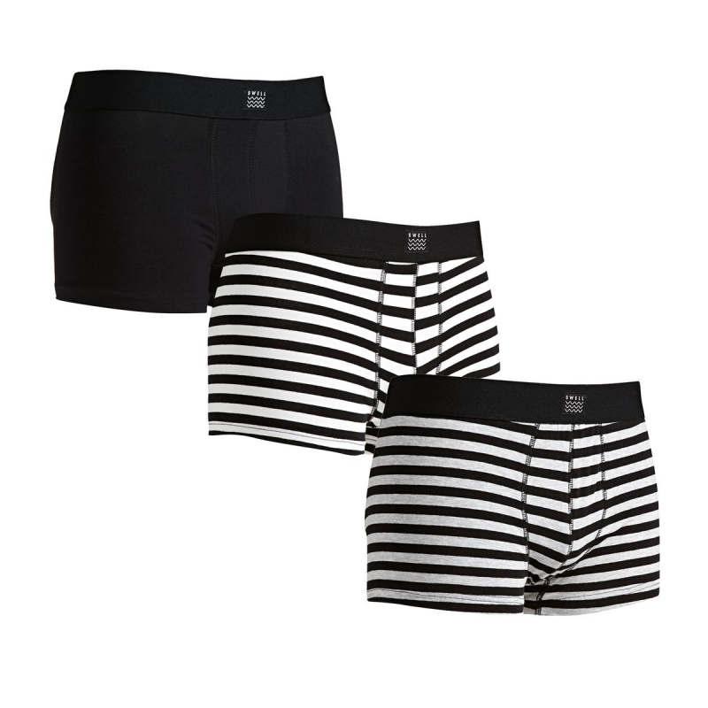 SWELL 3 PACK BOXERS LINES