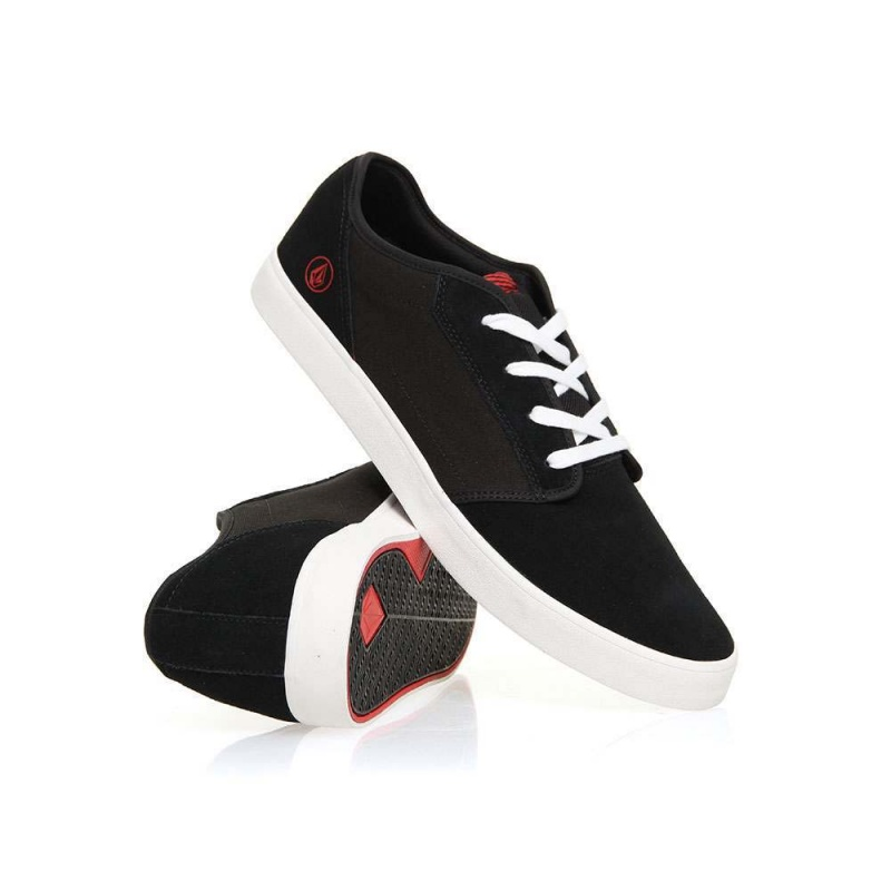 Volcom Grimm 2 Shoes Black Top